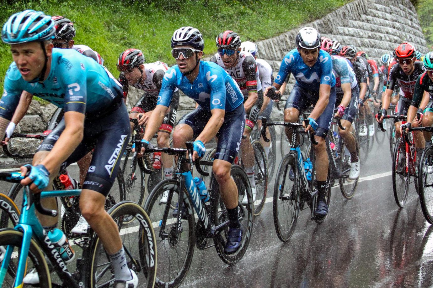 News' image'La fuga se impone en Gstaad -pese al empeño 'azul'-; Serrano, 12º'
