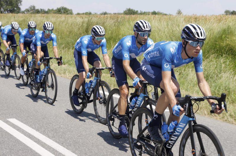 Imagen de la noticia 'Mas (10th), Mühlberger (11º) still well placed before Tourmalet'