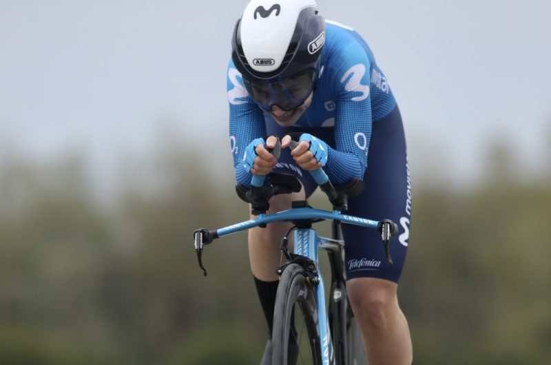 News' image''Raceblog' Lotto Belgium Tour: Martín, primera 'azul' en el prólogo de Chimay'