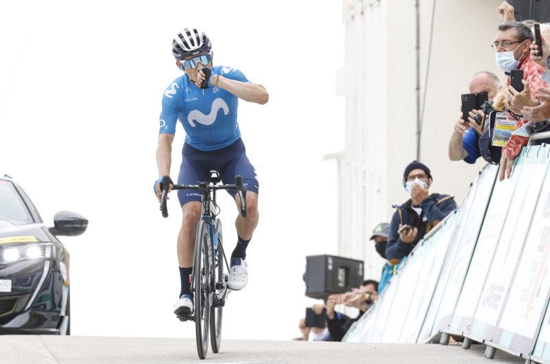 News' image'López y Movistar Team dominan el Mont Ventoux'