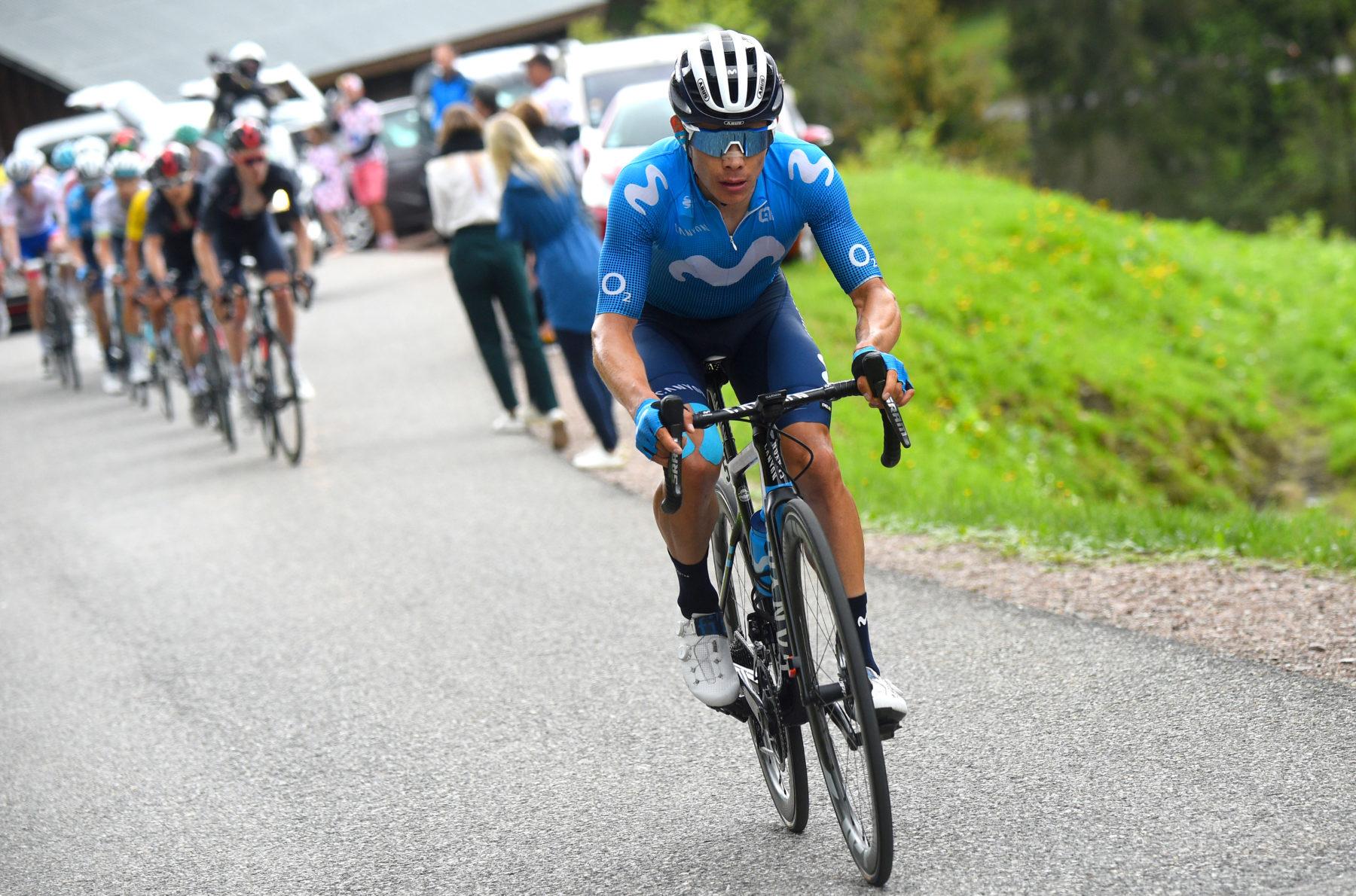 Imagen de la noticia 'López combative until very end, takes 6th overall in Dauphiné'