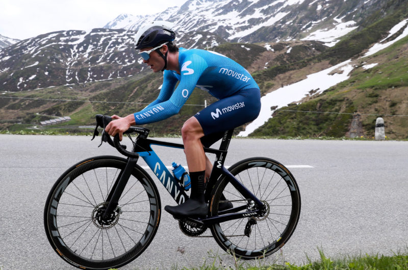News' image'Serrano se defiende en la CRI del Oberalp; 13º en la general antes de la etapa final'