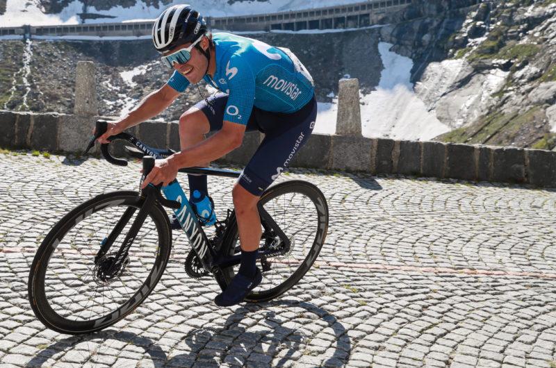 News' image'Serrano termina 13º en Suiza; Soler y Samitier, en la última gran fuga'