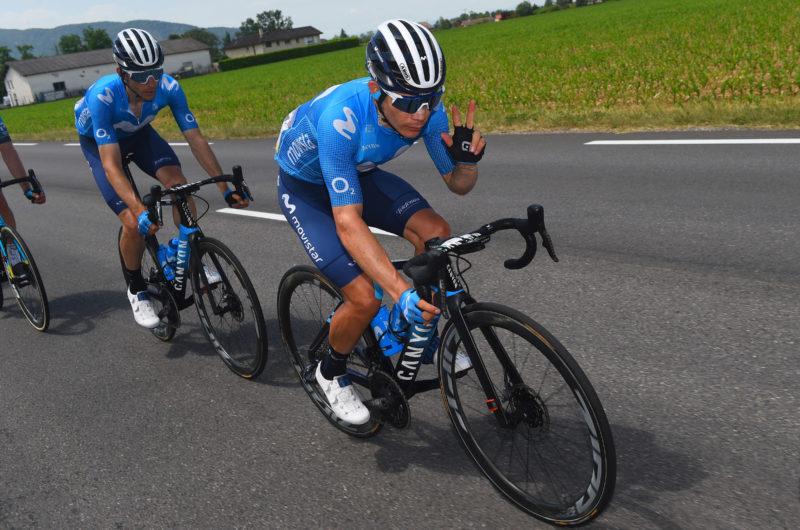 Imagen de la noticia '2021 Tour de France guide: All info on the Movistar Team at the 'Grande Boucle''