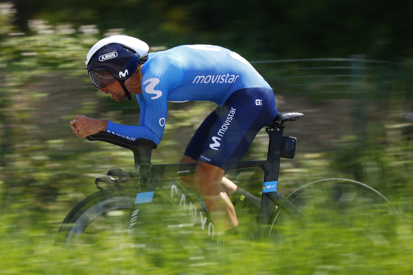 Imagen de la noticia '26 National Championships: the Movistar Team's most intense week to date'