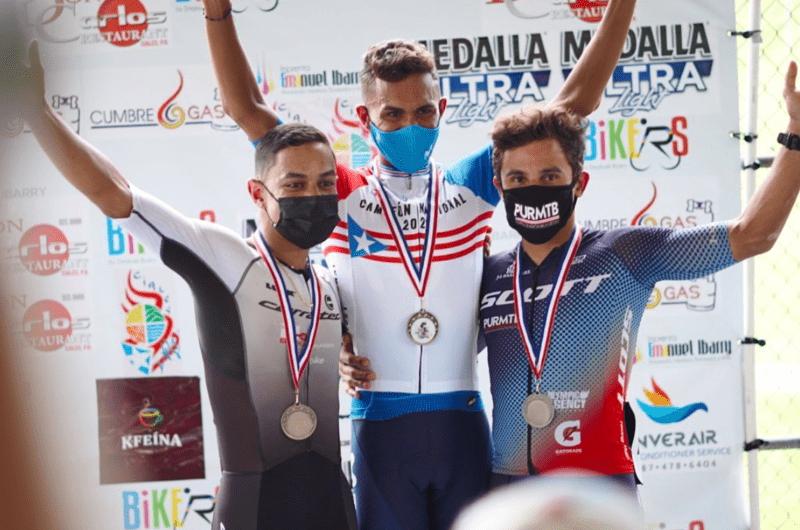 Imagen de la noticia 'Abner González takes the double, retains Puerto Rican RR title'