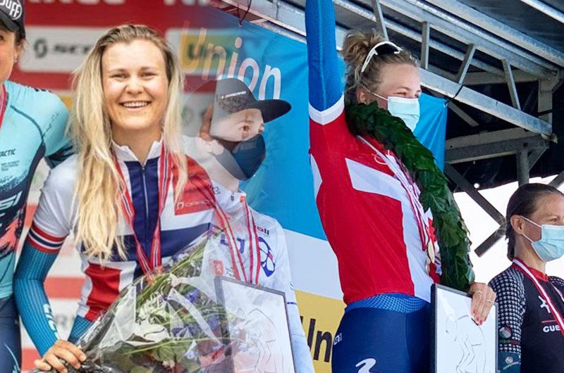 News' image'Norsgaard y Aalerud, campeonas nacionales contrarreloj en Dinamarca y Noruega'