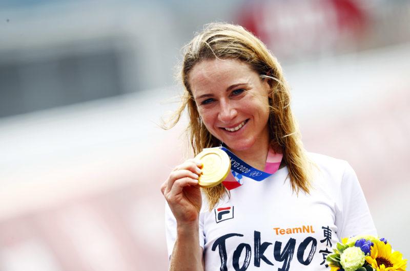 Imagen de la noticia 'Van Vleuten is Olympic TT Champion!'
