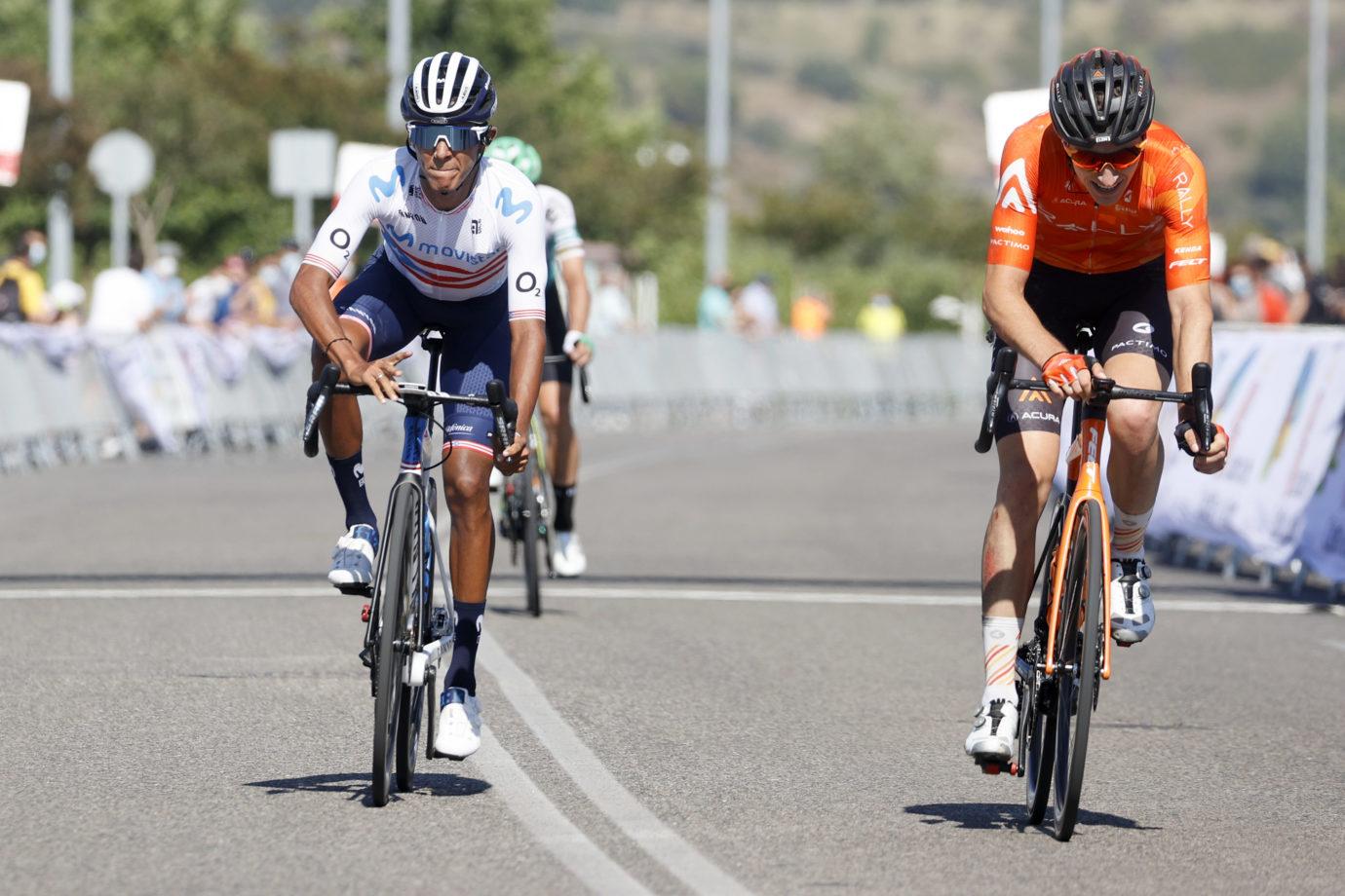 Imagen de la noticia 'Abner González 5th at Vuelta a Castilla y León'