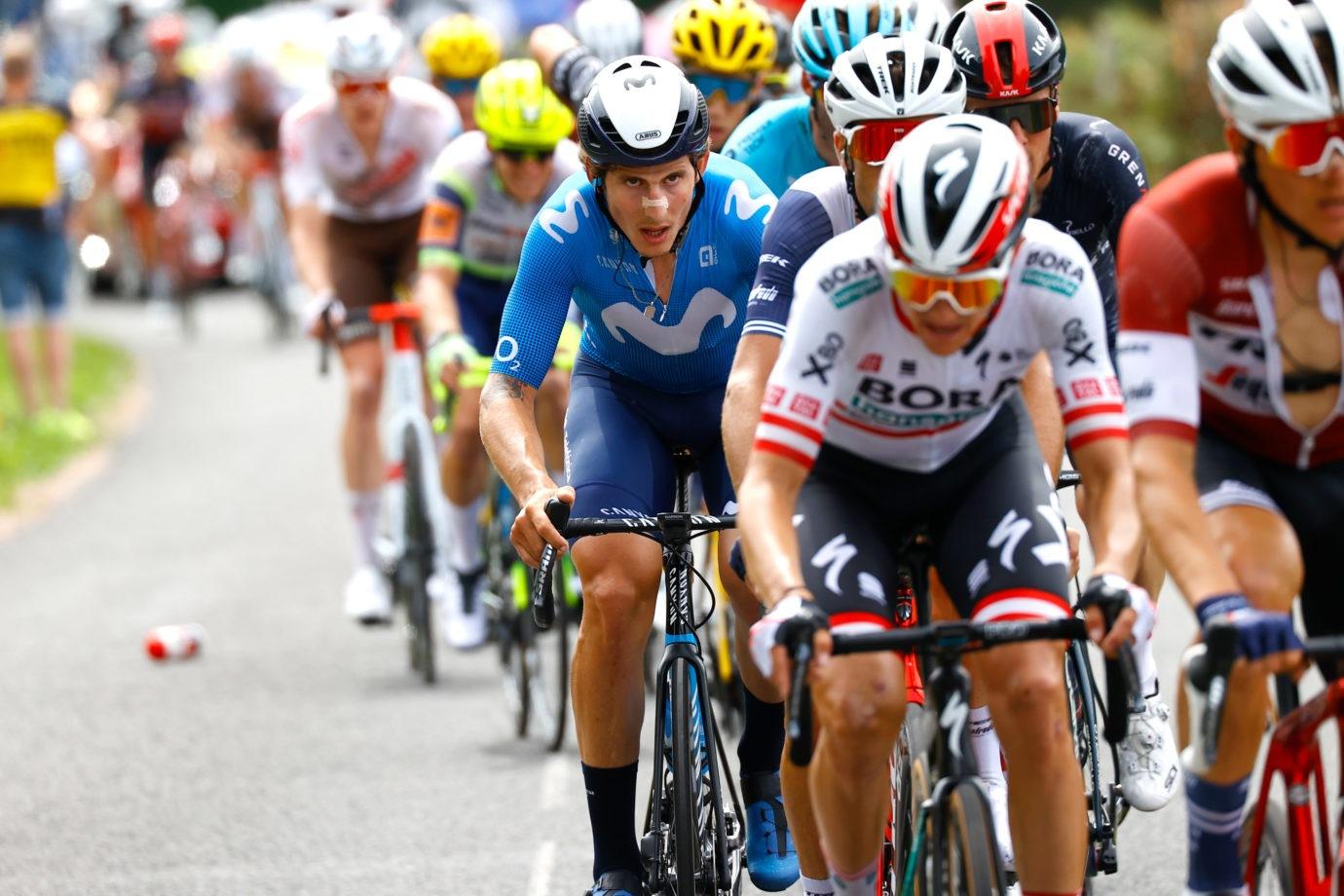 Imagen de la noticia 'Erviti, Cortina at big TDF stage seven break; Verona suffers late crash'