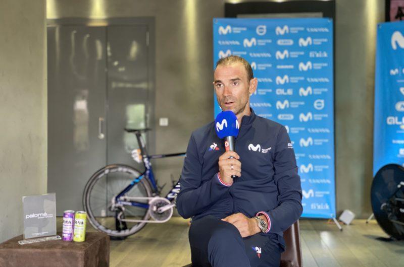 News' image'Valverde y Tokyo 2020: rueda de prensa del 'Bala' y Mas en el segundo descanso del Tour'