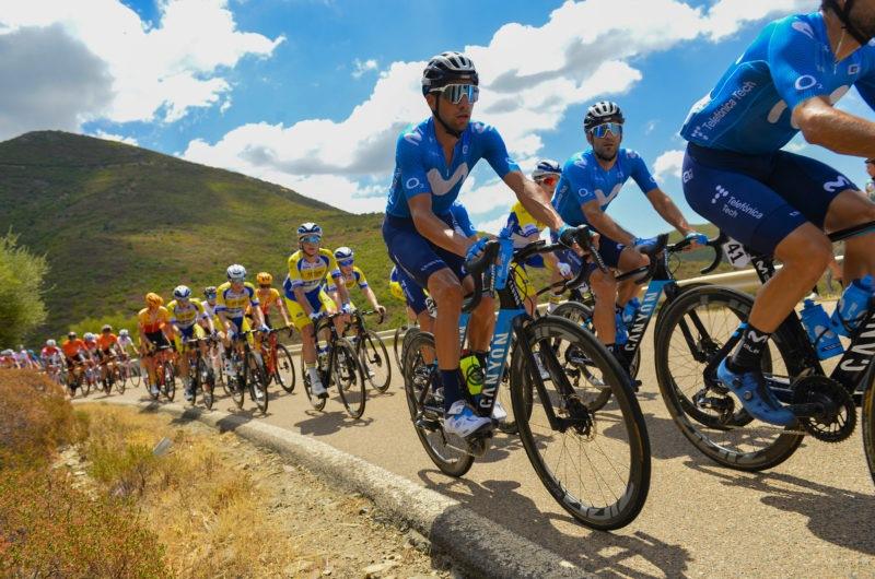 News' image'Villella y Samitier siguen en el 'top-10' de la general tras la penúltima etapa'
