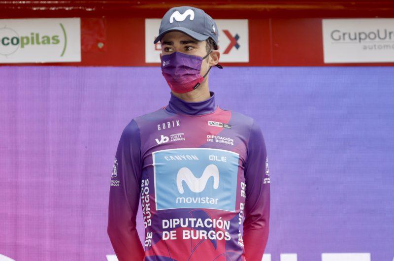 News' image'Gonzalo Serrano, líder de la Vuelta a Burgos'