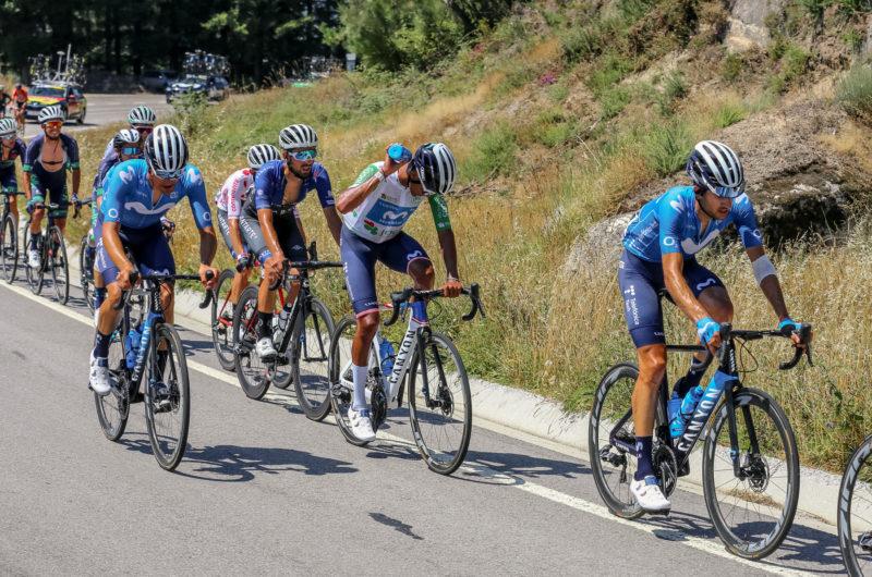 News' image'La Volta da un gran giro en Bragança; Abner González (11º CG) sigue líder sub23'