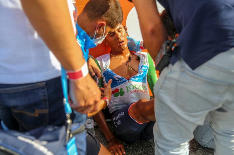 News' image'Abner González, 6º en Senhora da Graça, se aferra al top-ten final en Portugal'