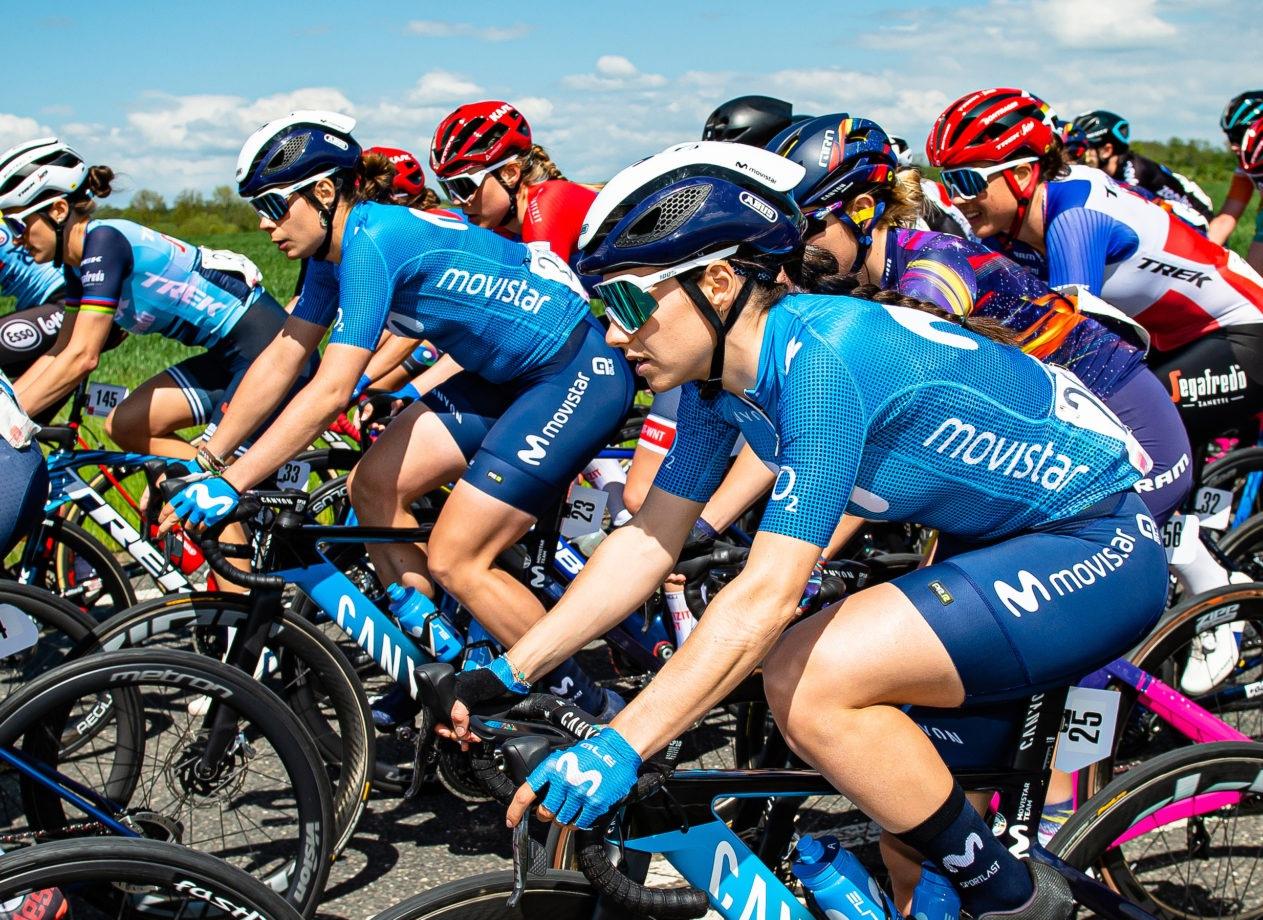 Vuelta a Gran Bretaña femenina 2021