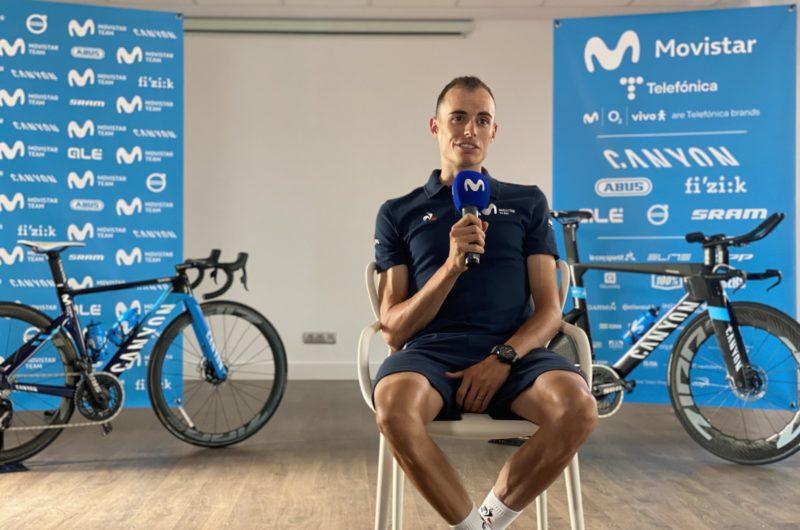 News' image'Mas, Valverde y López hablan en la víspera de La Vuelta 2021'