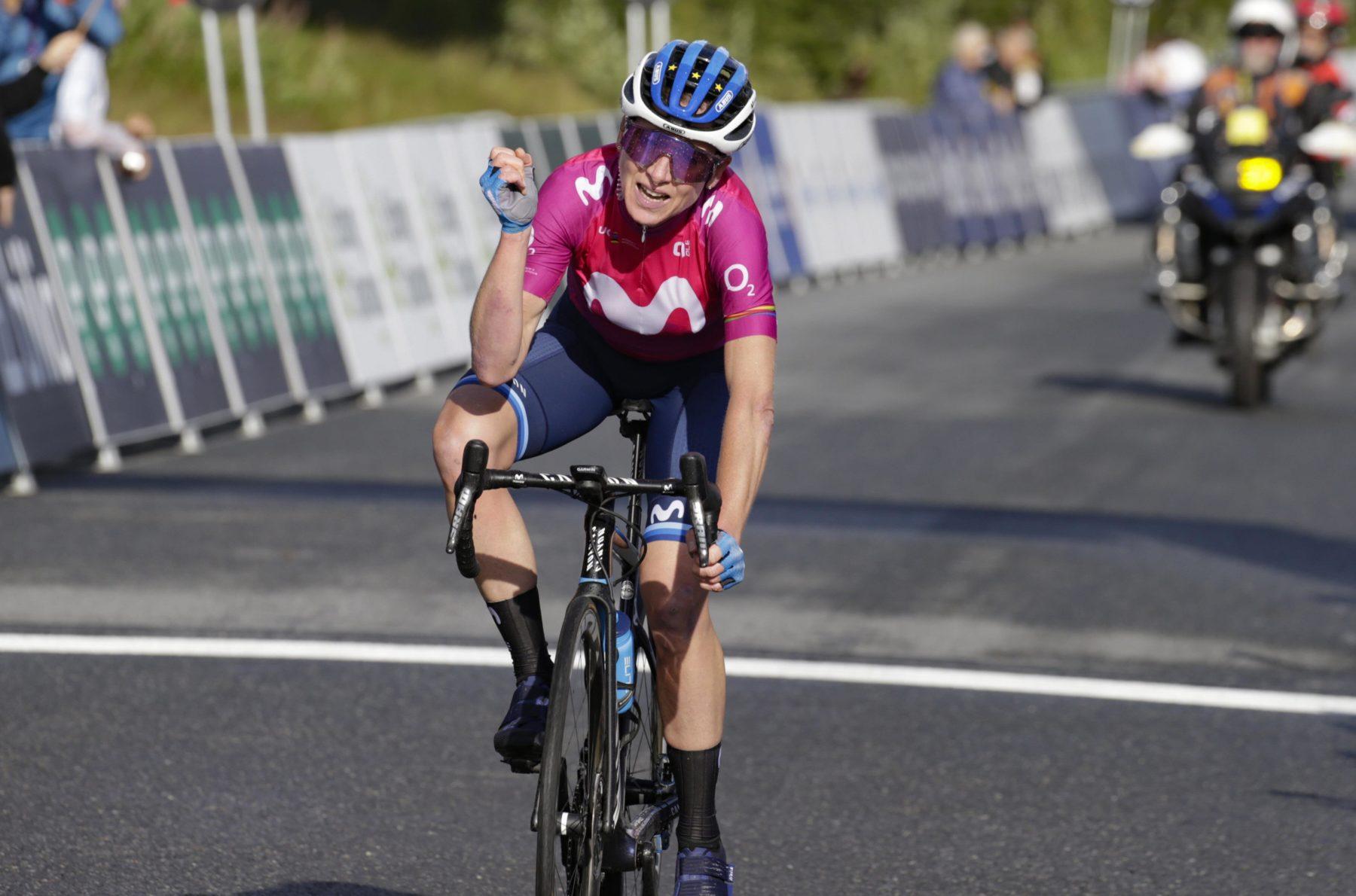 Imagen de la noticia 'Van Vleuten unstoppable in Norefjell, leads Tour of Norway'