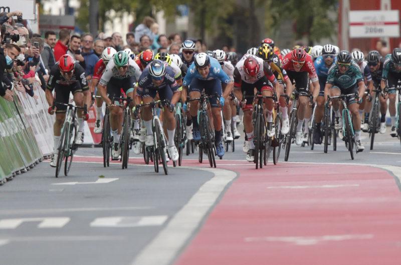 News' image'Cortina, 6º en el sprint de la Eschborn-Frankfurt; Norsgaard, 120 km en fuga'
