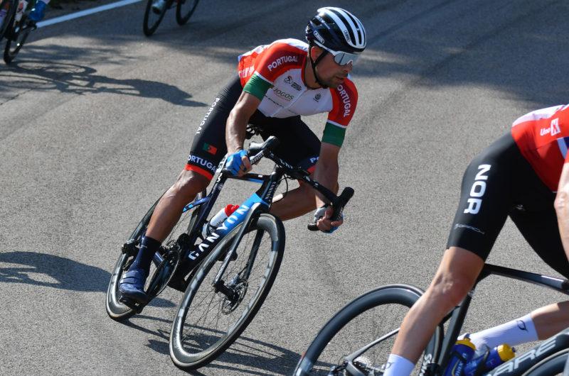 News' image'Oliveira, buena actitud en el Europeo elite masculino de Trento'