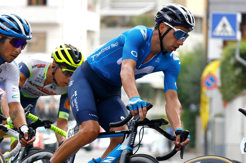 News' image'Davide Villella, 5º en el Giro della Toscana'