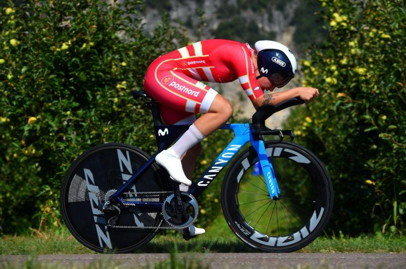 Imagen de la noticia 'Emma Norsgaard 10th at European TT Champs in Trento'