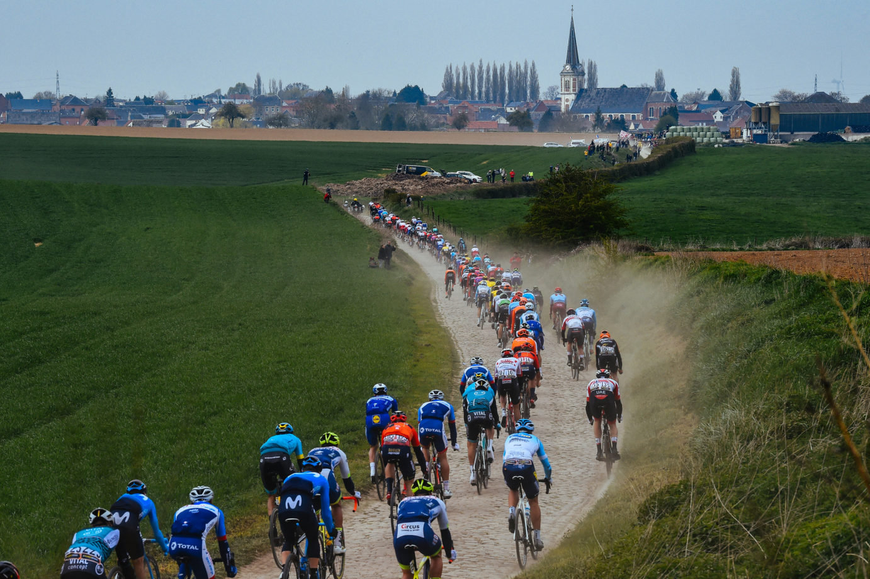 News' image'Movistar Team anuncia sus equipos para la París-Roubaix (2/3 octubre)'