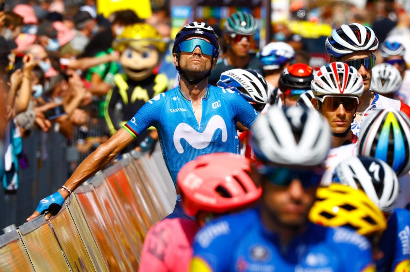 Imagen de la noticia 'Alejandro Valverde returns at Giro di Sicilia (Sept 28th – Oct 1st)'