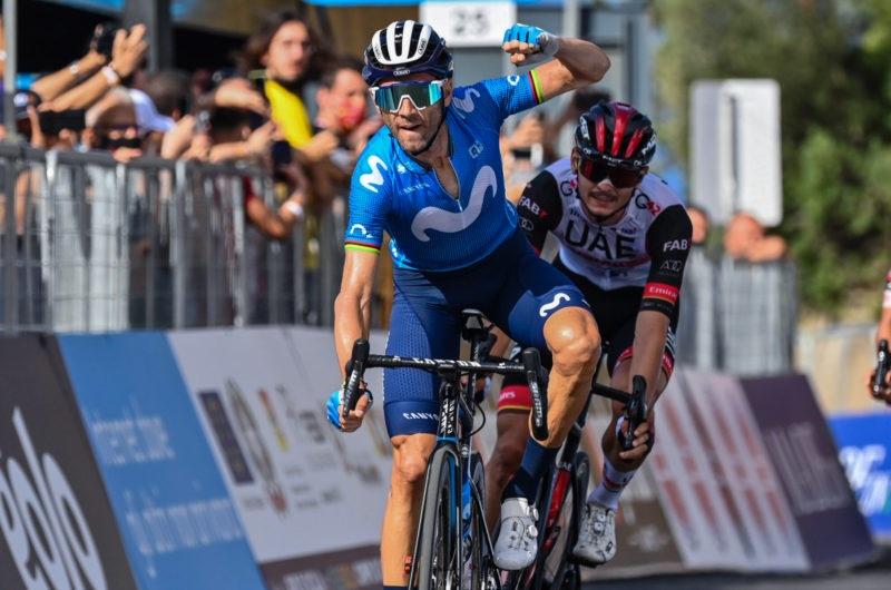 Imagen de la noticia 'Valverde up to 130: Bala wins in Sicilia!'