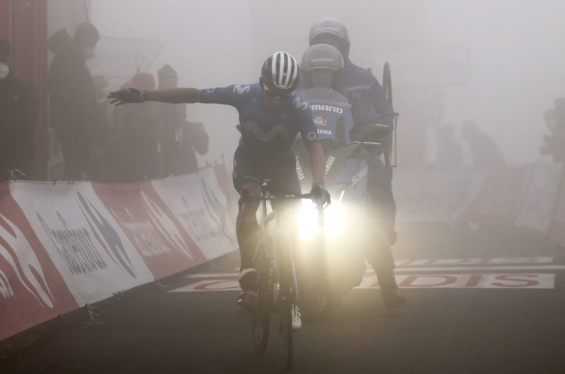 News' image'¡Miguel Ángel López gana la etapa 'reina' de La Vuelta 2021!'