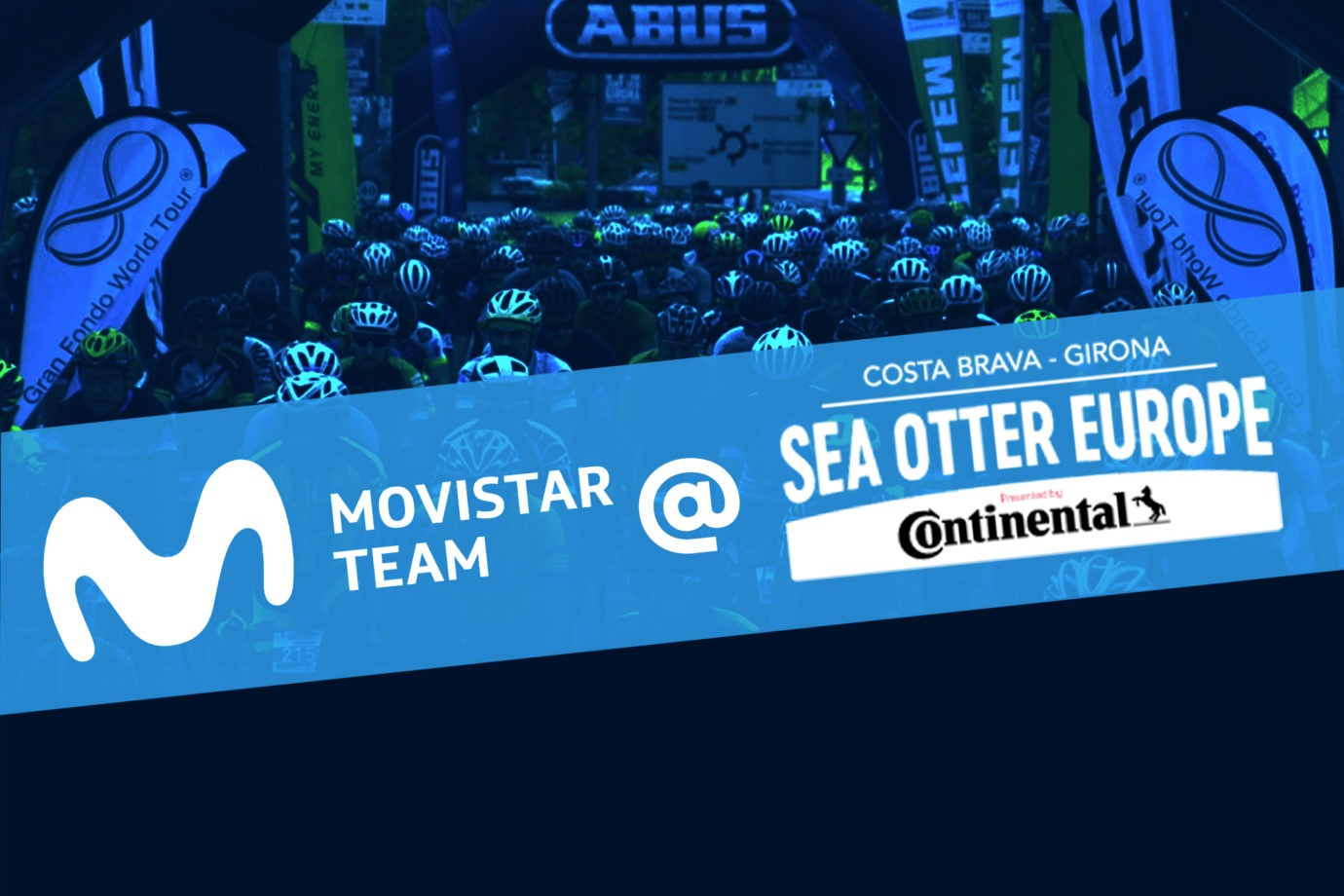 Imagen de la noticia 'Movistar Team riders to feature at Sea Otter Europe (Sept 24-25)'