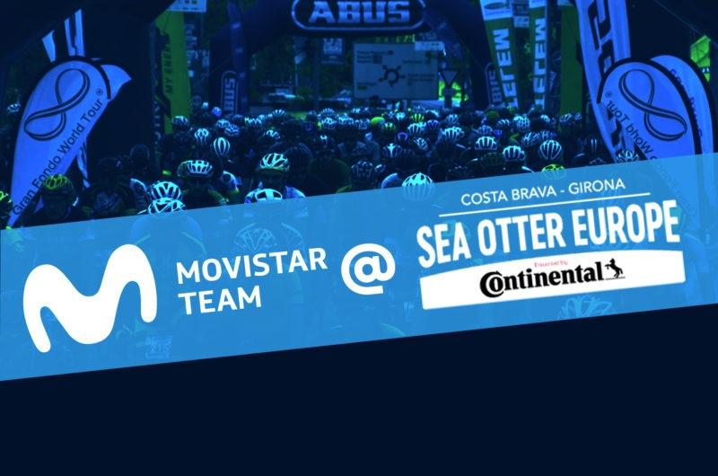 News' image'Movistar Team, muy protagonista en Sea Otter Europe (24-25 septiembre)'