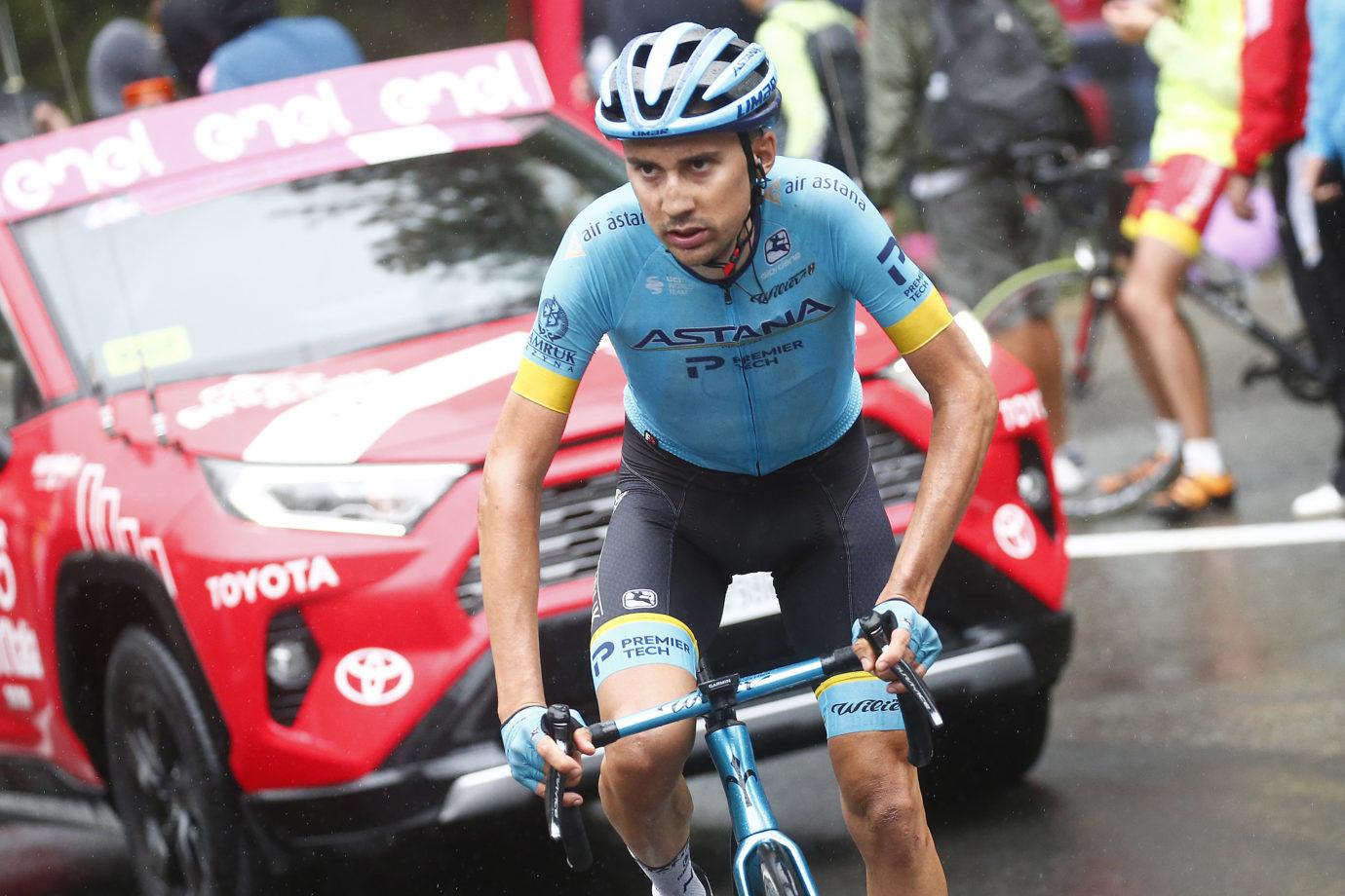 Imagen de la noticia 'Óscar Rodríguez becomes men's Movistar Team's first 2022 signing'