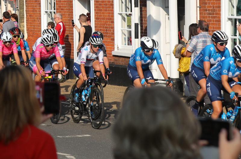 News' image'Biannic, 5ª en la general final de Gran Bretaña; Gutiérrez, 4ª en el último sprint'