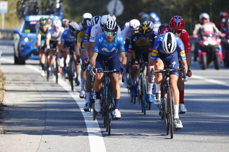 News' image'Valverde (10º), de nuevo entre los mejores en la Milán-Turín'