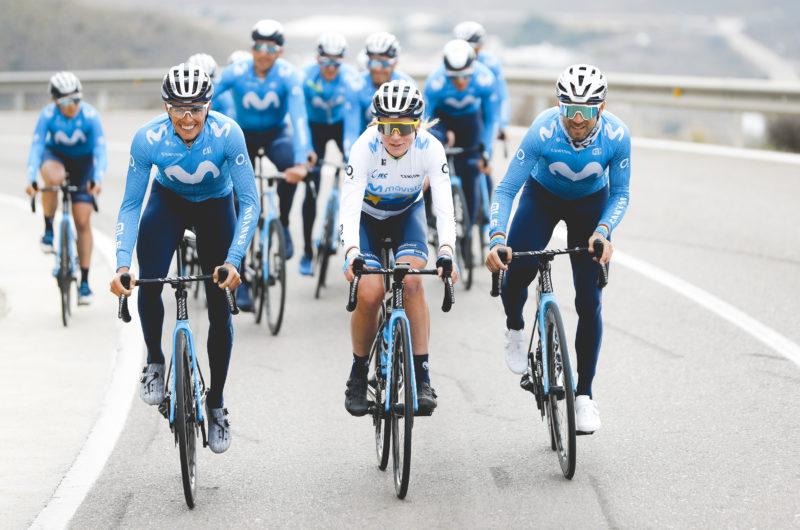 Imagen de la noticia 'Movistar Team wraps up 2021 season, with 38 victories'