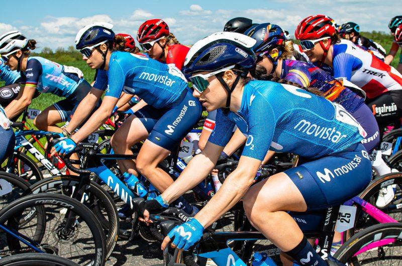 Imagen de la noticia 'The Women's Tour marks last 2021 stagerace for Movistar Team (Oct 4-9)'