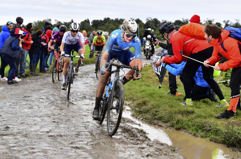 News' image'Emma Norsgaard, 6ª en la brutal primera edición femenina de París-Roubaix'