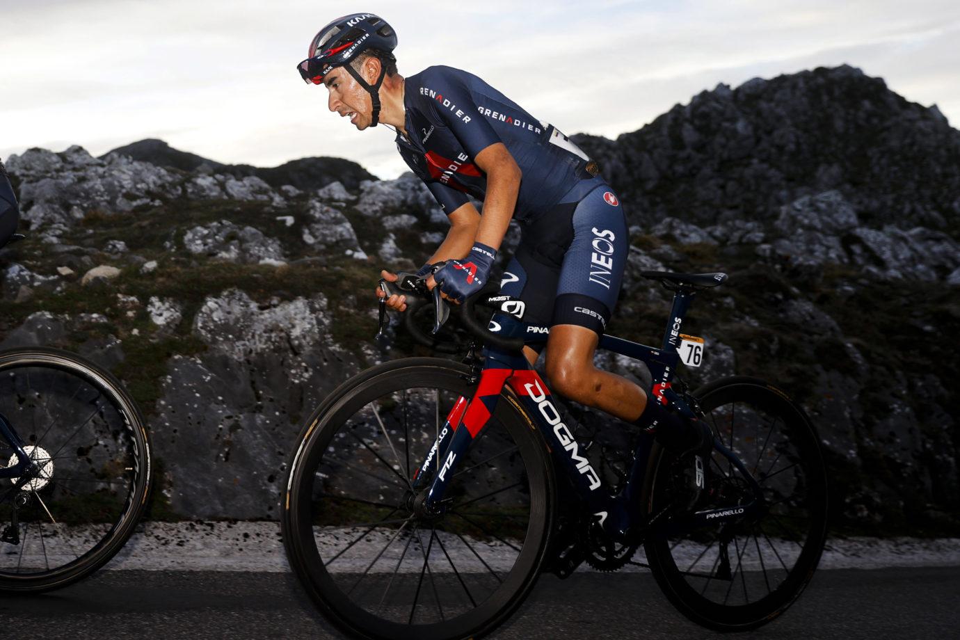 Imagen de la noticia 'Sosa's climbing talents set to boost Movistar Team's power'